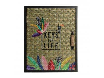 Skříňka na klíče Woven