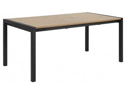Stůl Bicca 170/250 x 90cm divoký dub