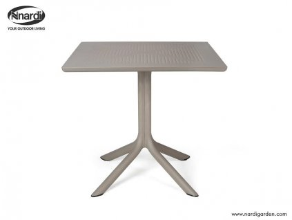 Stůl Clip béžový