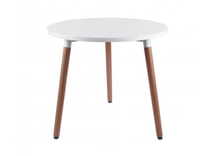 Stůl Copine bílá deska 80 cm