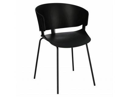 Židle Gondia černá