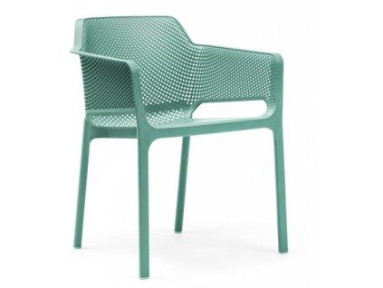 Židle Net mátová