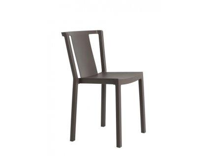 Židle Neutra čokoládová