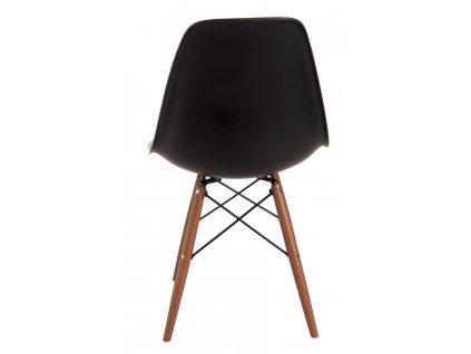 Židle P016V PP černá/dark
