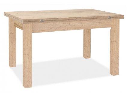 Nízký stolek Iza dub Wotan 62(124)x91x60(78)