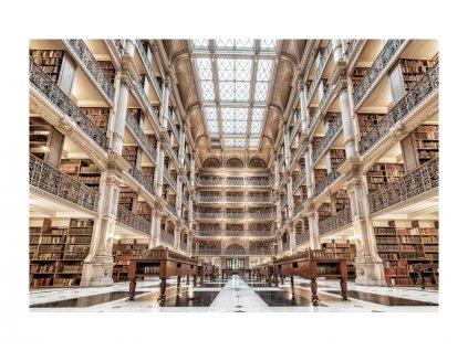 Obrázek Library 120x80