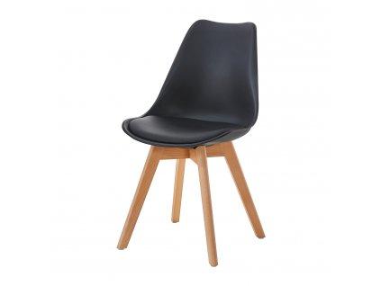 Jídelní židle QUATRO černá