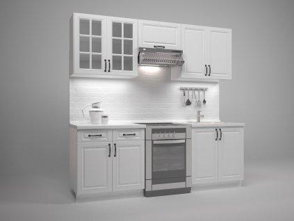 Michella kuchyně 220 bílá