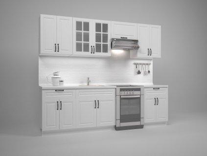 Michella kuchyně 260 bílá