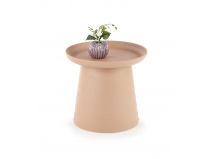 Alexis stolek růžový