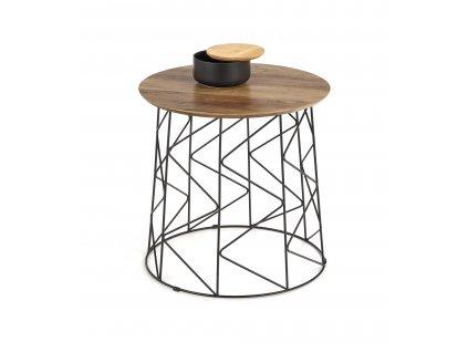 Musaka stolek černý / ořech