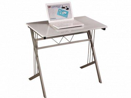 Psací stůl B120 barva bílá
