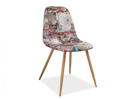 Židle CITI mapa