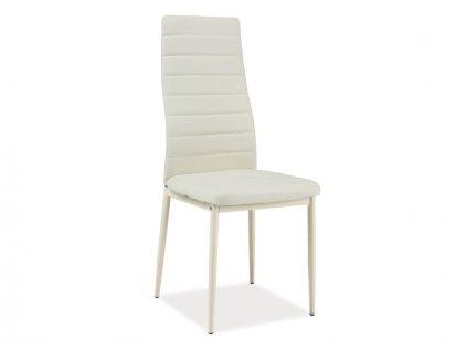 Židle H261 bis krém rošt/krém