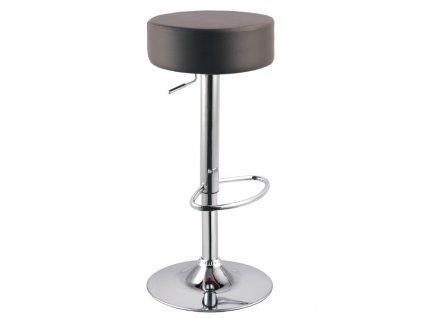 Barová židle A042 černý