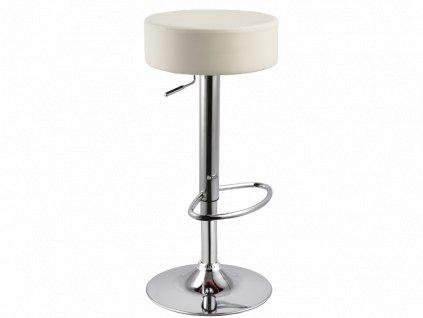Barová židle A042 krém