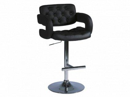 Barová židle C141 černý