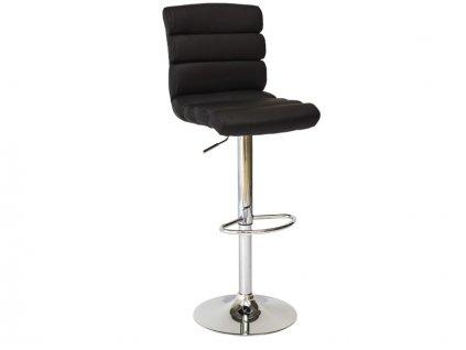 Barová židle C-617 černý