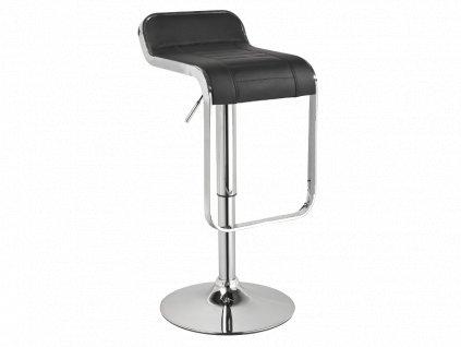Barová židle C621 černý