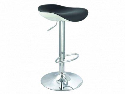 Barová židle C-631 černý