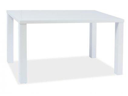 Stůl MONTEGO bílý 140x80