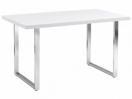 Stůl RING (h) bílý 130x80