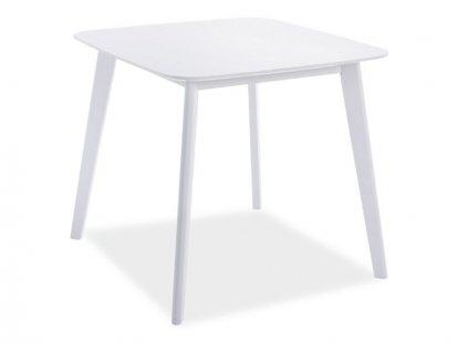 Stůl SIGMA bílý 80x80