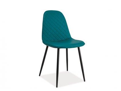 Židle TEO C mořský