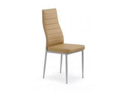 K70 židle světle hnědá