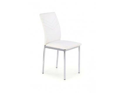 K137 židle bílá