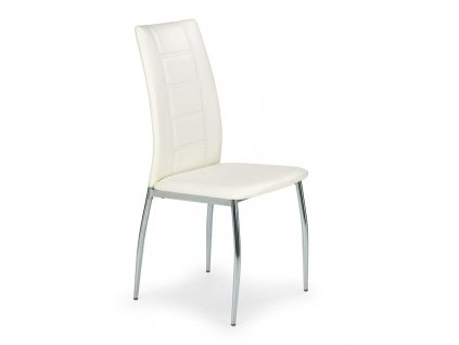 K134 židle bílá
