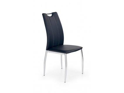 K187 židle černá