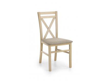 DARIUSZ židle dub Sonoma / Polstrování: Inari 23