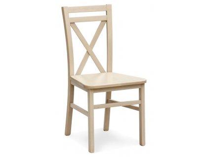 DARIUSZ 2 židle dub sonoma