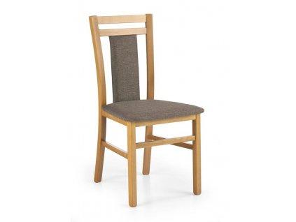 HUBERT8 židle olše / Polstrování: 609