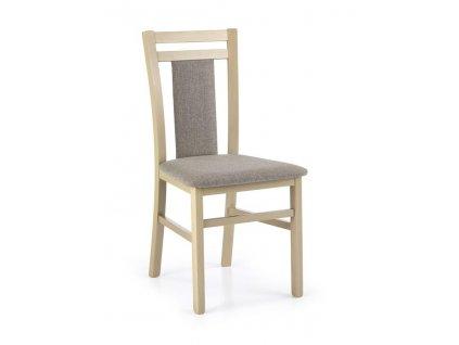 HUBERT8 židle dub sonoma / polstrování: inari 23