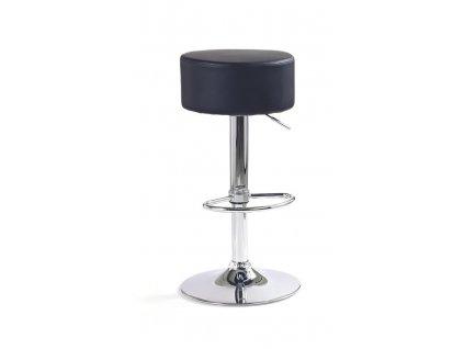 H23 barová židle černá