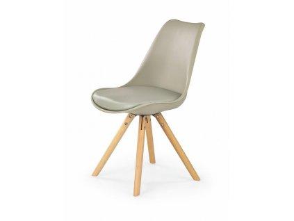 K201 židle khaki
