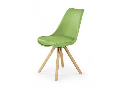 K201 židle zelená