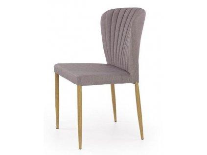 K236 židle šedá