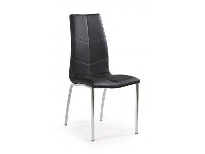 K114 židle černá