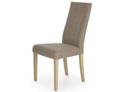 DIEGO židle dub Sonoma / Polstrování: Inari 23