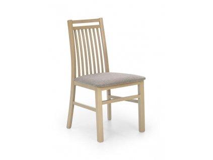 HUBERT9 židle dub sonoma / polstrování: inari 23