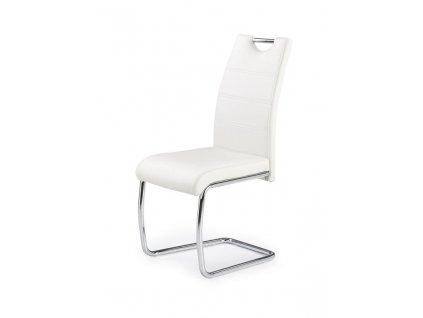 K211 židle bílá