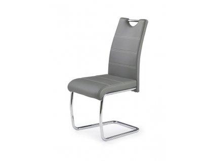 K211 židle šedá
