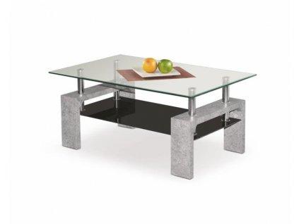 Diana_intro stolek konferenční, barva: beton