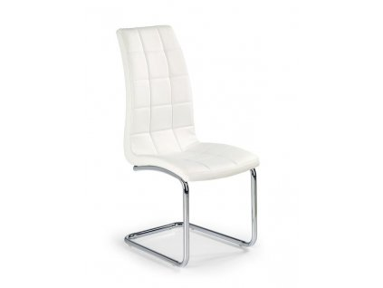K147 židle bílá