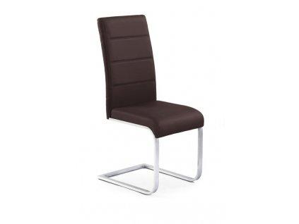 K85 židle hnědá