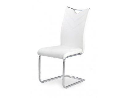 K224 židle bílá