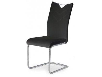 K224 židle černá